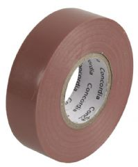 CONCORDIA TECHNOLOGIES AIT1933BRN SINGLE  Insulation Tape Brown 19Mm X 33M